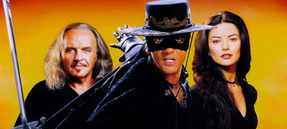 EPISODE 225- THE MASK OF ZORRO