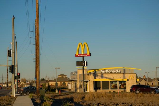 McDonalds Rexburg