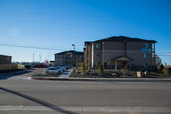 The Grove at Riverside Rexburg Apartments