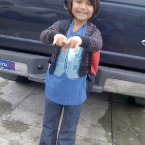 First Day of School - Youngest