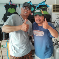 Pat Apura - PADI Scuba Instructor