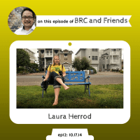 BRC and Friends with Laura Herrod: Thistle Farms, Shared Trade and In Earnest Magazine