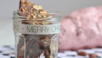 Geschenk aus der Küche: Selbstgemachte Trinkschokolade | (rh)eintopf