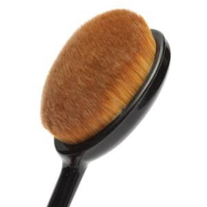 oval make up brush