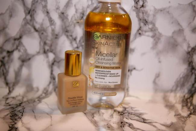 Garnier and Estee Lauder