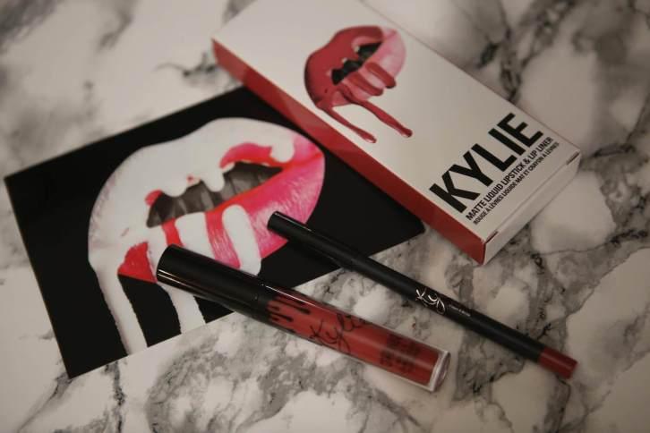 Kylie Lip Kit 1