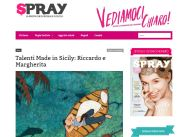 "Magazine ""Spray"" online"