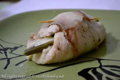 Involtini di pollo saporiti bimby 2