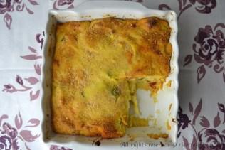 Gateau di patate e zucchine bimby 5