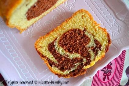Cake Design Ricette Bimby : Plumcake marmorizzato Bimby   Ricette Bimby