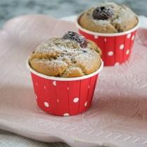Muffin alle ciliegie bimby
