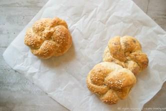 Nodini di pane bimby