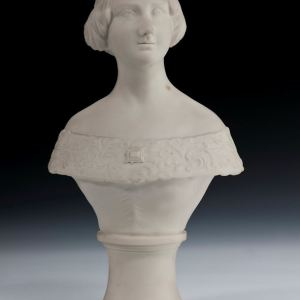 PARIAN BUST JENNY LIND