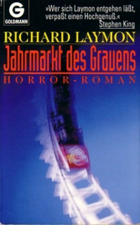 Jahrmarkt des Grauens - Cover