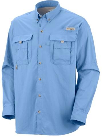Bahama SHirt blue