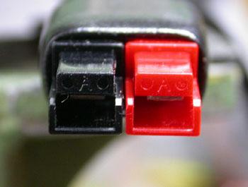 Powerpole 12V connectors