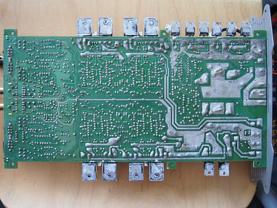 Maplin EAP-450 circuit board