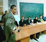 obama at al najah university