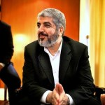 Hamas' Meshal Offers New Pragmatism, Renounces Violence (For Now)
