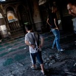 Shin Bet Slaps Gag Order on Safed Mosque Burning Investigation