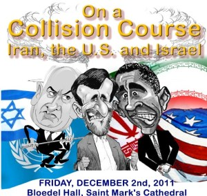 on a collision course: iran, israel, and the U.s.