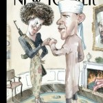 New Yorker's Obama Cover Jumps the Shark
