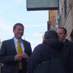Israeli Hasbara Minister Edelstein Patrols Park Slope's Mean Streets on Lookout for BDS and Delegitimizers
