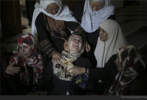 Gaza War: Day 4, 99 Gazan Dead, Half Women and Children, Ground Invasion Imminent