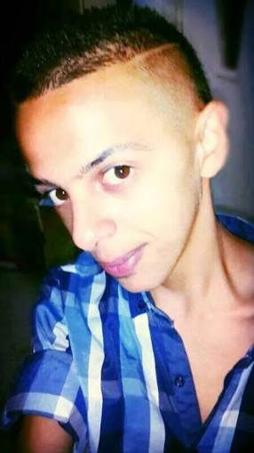 palestinian boy killed