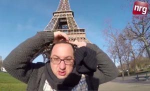"Israeli Reporter's Fraudulent Paris Walk on Muslim ""Wild Side"""