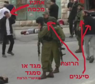 el on azarya executes palestinian