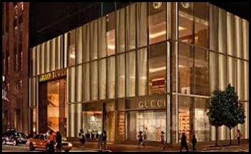 Gucci newyork fashion brand