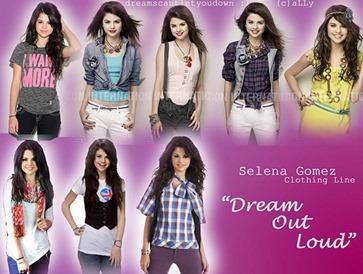 Selena Gomez Fashion Designer