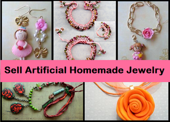 Selling Homemade Jewelry Online