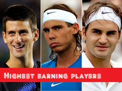Highest-Earning Tennis Players