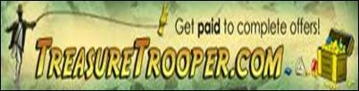 Make Money with Treasure Trooper