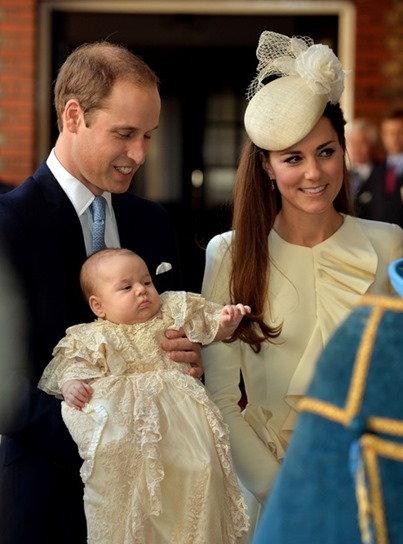 prince william kate and charles in church