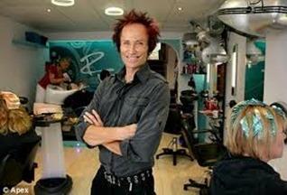 hair business fan following