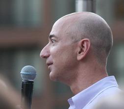 Jeff Bezos Richest Businessman