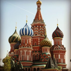 moscow richest city