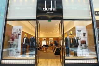 Alfred Dunhill popular fashion brand in Dubai