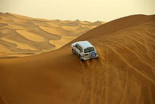 Desert safari Dubai place to enjoy in Dubai