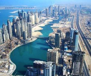 Dubai Marina place to enjoy in Dubai