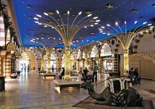 The Dubai Mall place to enjoy in Dubai