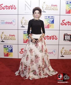 Sarwat-Gillani popular Pakistani female actor