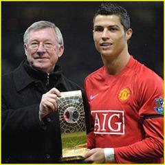 Start Of Ronaldo's career