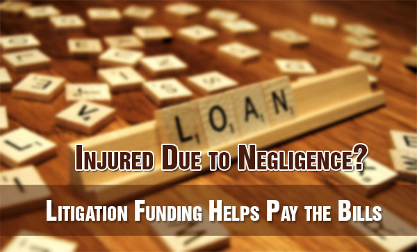 Litigation Funding Helps Pay the Bills