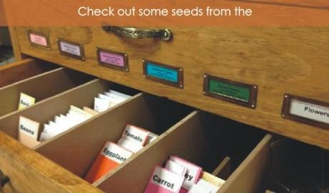 Richmond Community Seed Library