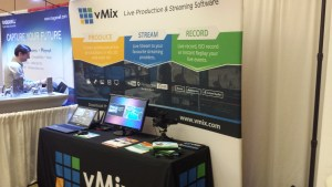 vMix Booth