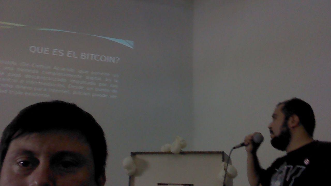 Me at bitcoin talk